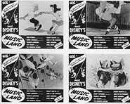 Music Land lobby cards