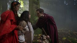 Once Upon a Time - 7x10 - The Eighth Witch - Tiger Lily, Lucy and Henry