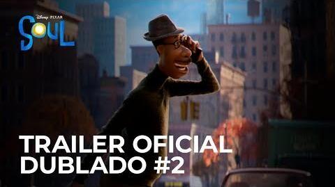 Soul - Novo Trailer Dublado - 25 de junho nos cinemas