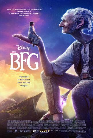 File:The BFG - Poster.jpg