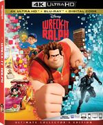 Wreck-It Ralph 4K UHD Bluray