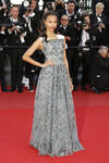 Zoe Saldana 66th Cannes Fest
