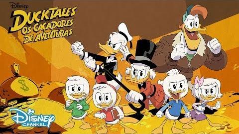 A chave Perdida Aventura em 360 Ducktales os Caçadores de Aventuras