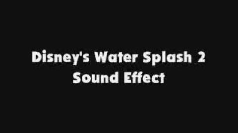 Disney's Water Splash 2 SFX