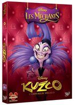 Disney Mechants DVD 16 - Kuzco, L'empereur megalo