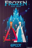 Epcot-experience-attraction-poster-frozen-ever-after-1