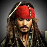 Jack Sparrow Headshot