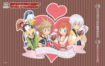 Kingdom Hearts 10th Anniversary Valentine's Day