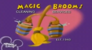 MagicBroomsCleaningService
