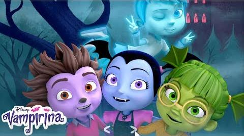Meet Vee Vampirina Disney Junior