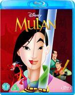 Mulan 2013 UK Bluray