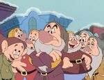 Seven Dwarfs in Mickey's Magical Christmas