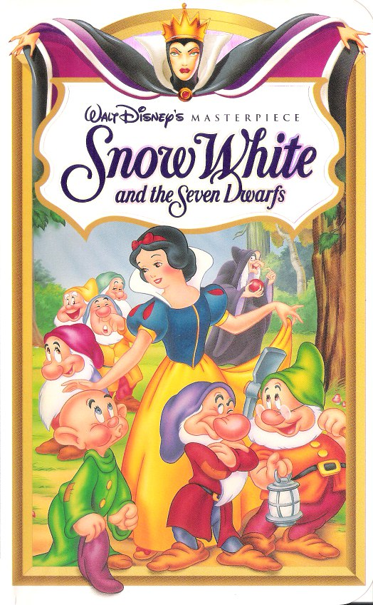 snow white and the seven dwarfs video disney wiki