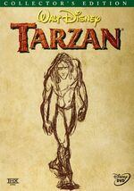 Tarzan Collector's Edition