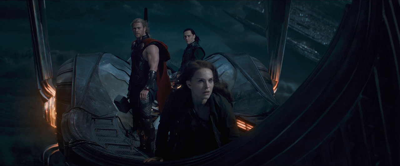 Image result for 19) Thor: The Dark World (2013)