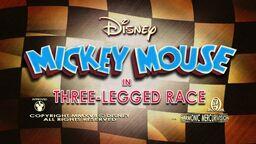 Three Legged Race Logo