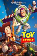 Toy Story 1995 The First Pixar Movie