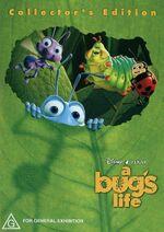 A Bug's Life 2003 AUS DVD