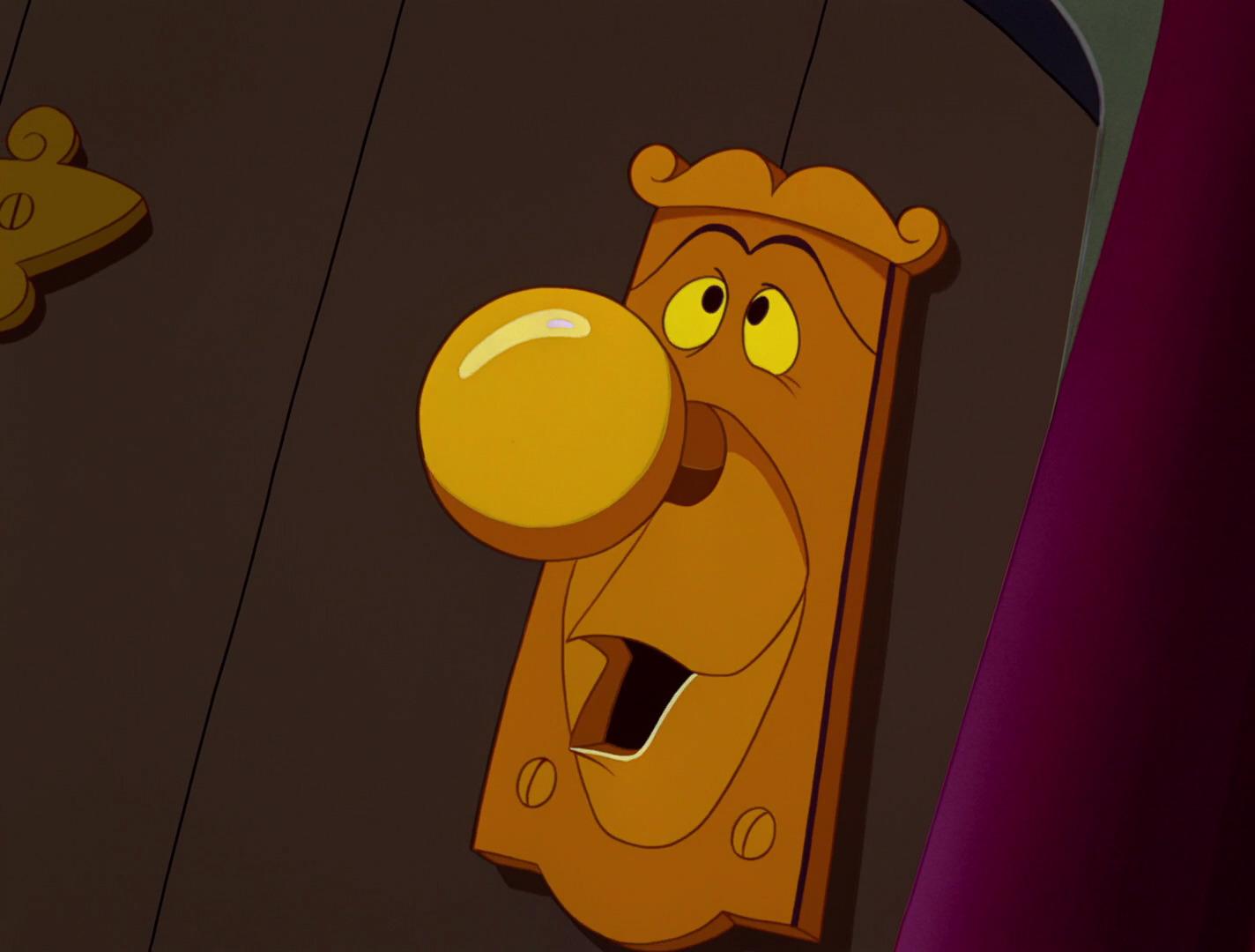 The Doorknob & The Doorknob | Disney Wiki | FANDOM powered by Wikia