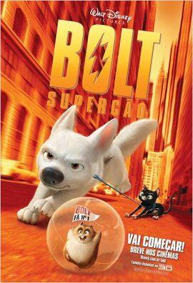 Bolt - Supercão - Pôster Nacional