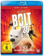Bolt Germany 3D Blu-Ray
