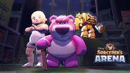 DSA Toy Story 3 Baddies