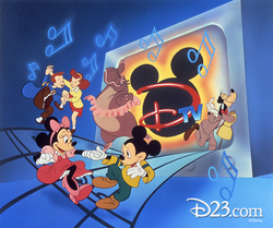 DTV promotional image