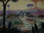 Dino-swamp-concept