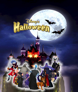 Disney's Halloween of The Villains