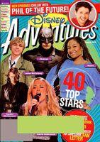Disney adventures august 2005