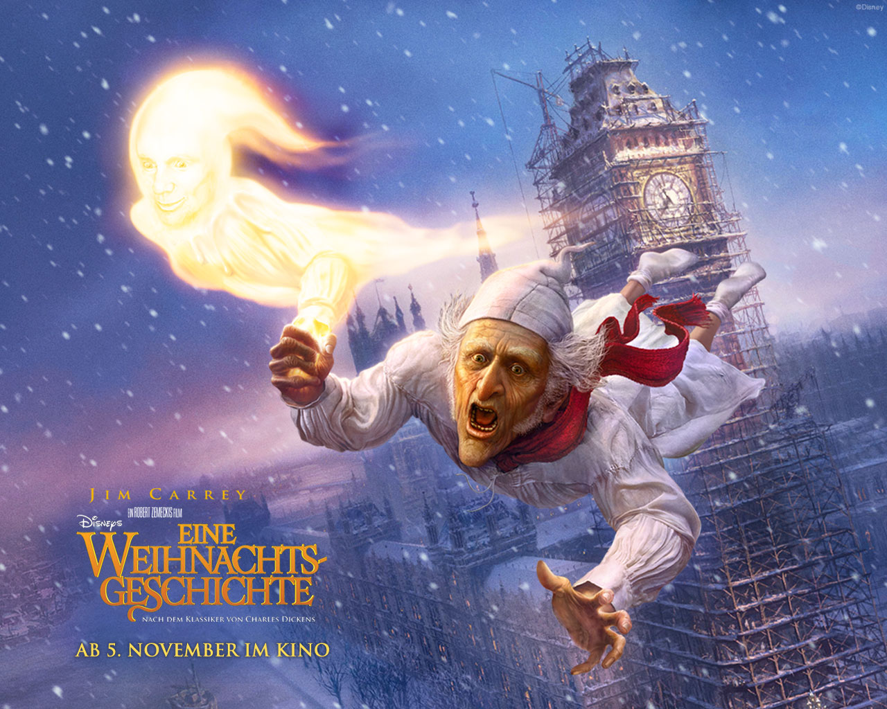 Disneys Eine Weihnachtsgeschichte Disney Wiki Fandom Powered By