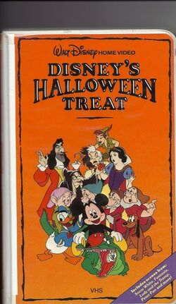 Disneys Halloween Treat