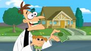 Doofenshmirtz Mary McGuffin