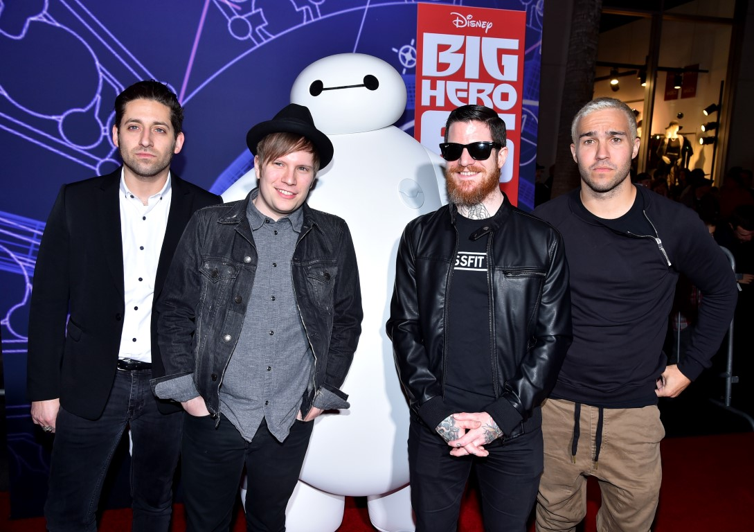Fall out boy disney wiki fandom powered by wikia fall out boy sciox Choice Image