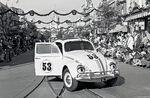 Herbie at Disney Parks 1