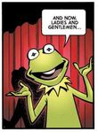 Kermit in The Muppet Show Comic Book