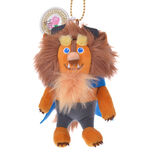 Keychain · Keychain Plush Beast Be our guest Beauty and the Beast
