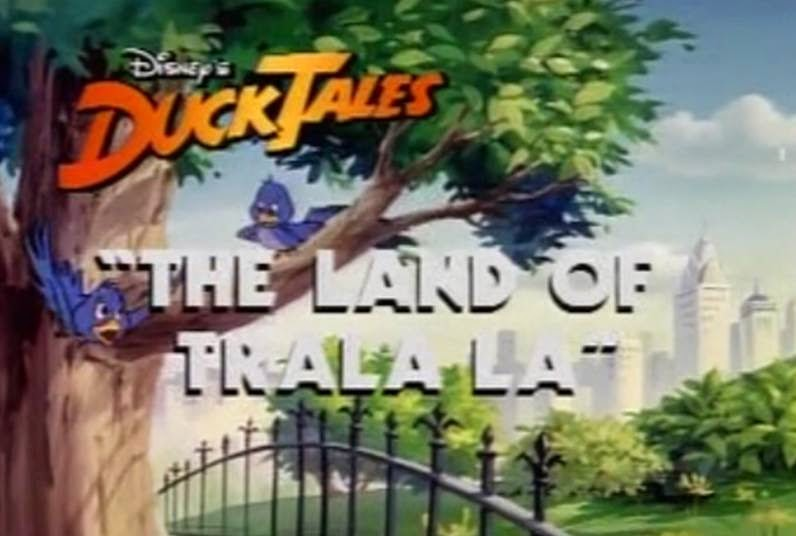Ducktales season 2 episode 18