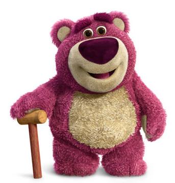 Teddy bear scene three
