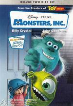Monsters Inc 2002 AUS DVD