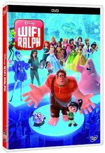 Ralph Breaks the Internet DVD Mexico