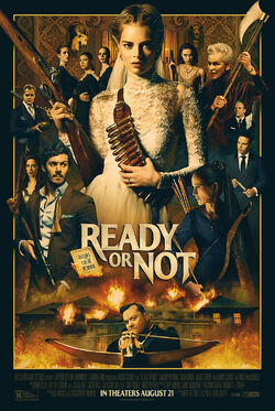 Ready or Not Official Poster
