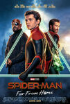 Spider Man Far From Home - Second Poster