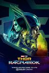 Thor Ragnarok Dolby Poster