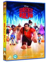 Wreck-It Ralph UK DVD 2014