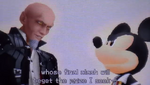 Xehanort vs mickey