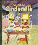Cinderella little golden book classic