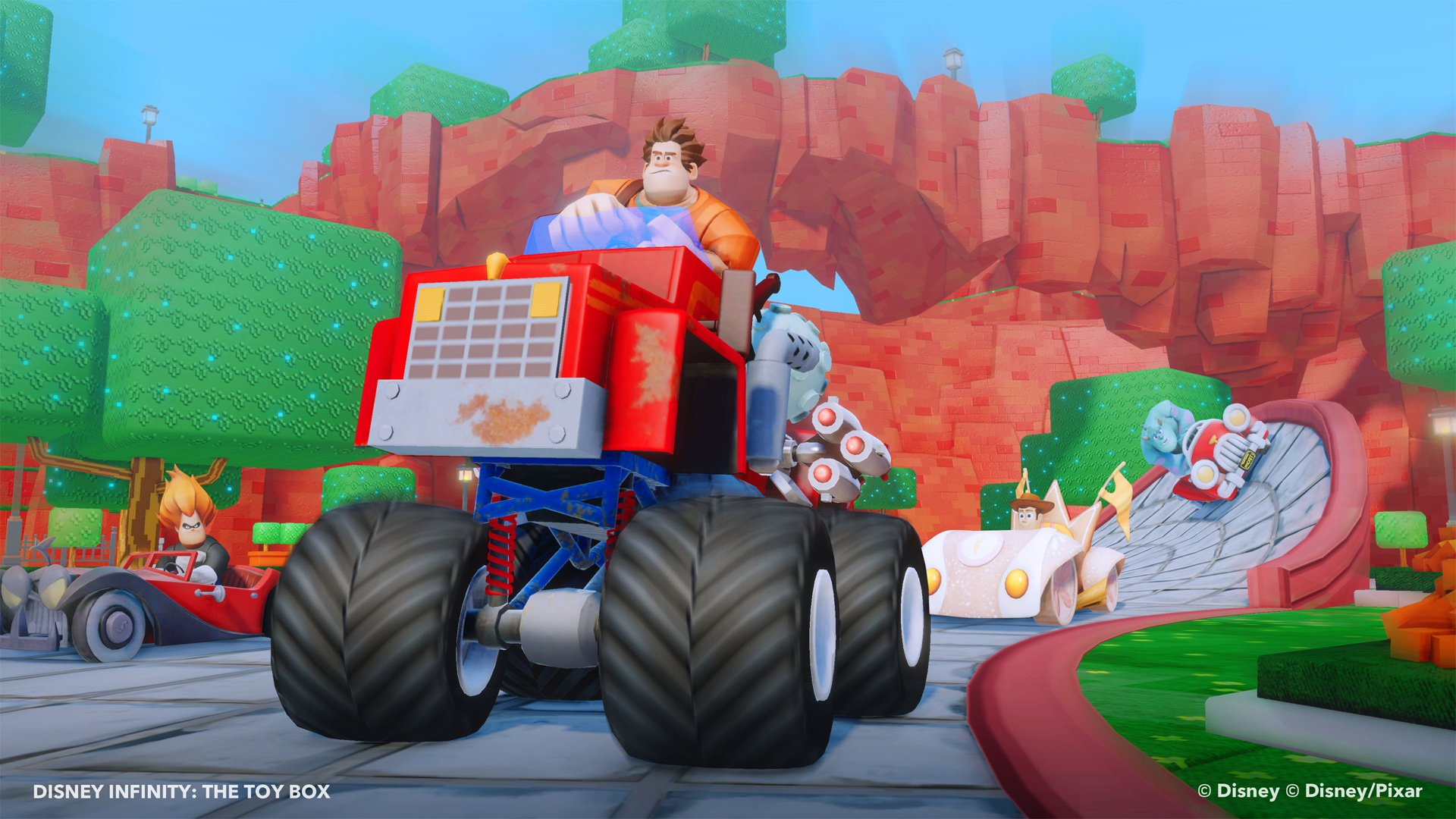 Wreck it ralph disney infinity wiki fandom powered by - Disney Infinity Holiday Characters 5 Jpg