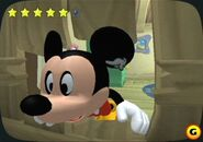 Disney-s-magical-mirror-mickey-mouse-semi-novo