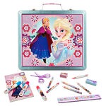 Frozen Anna and Elsa 2014 Tin-Art Case